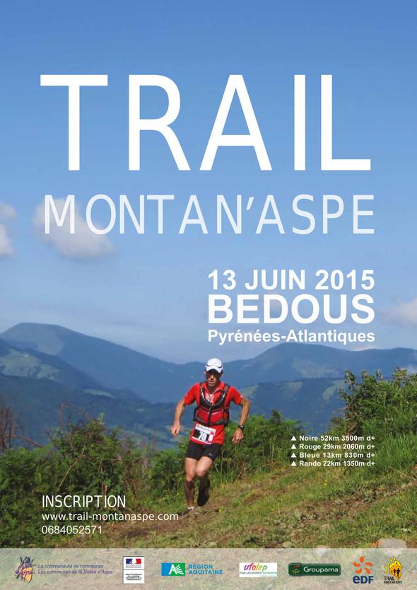 TRAIL MONTAN'ASPE 2015