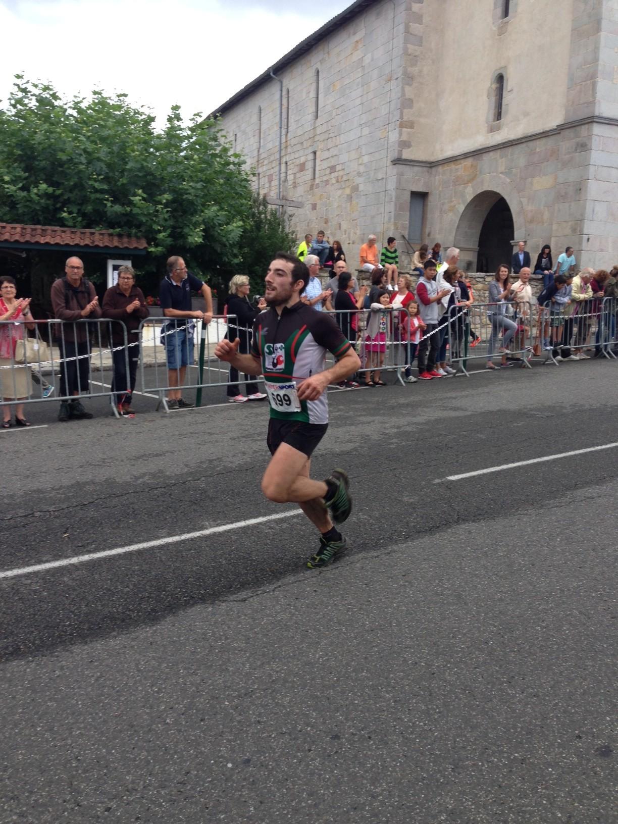 Course de La Rhune : 9 août 2015