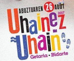 RESULTATS DE UHAINEZ UHAIN ET EUSKAL GASNAREN BESTA
