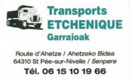 ETCHENIQUE TRANSPORT