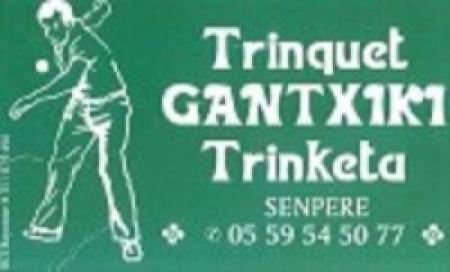 GANTXIKI TRINQUET