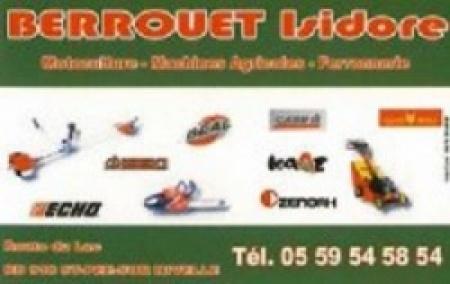 BERROUET ISIDORE MOTOCULTURE