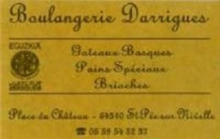 DARRIGUES BOULANGERIE
