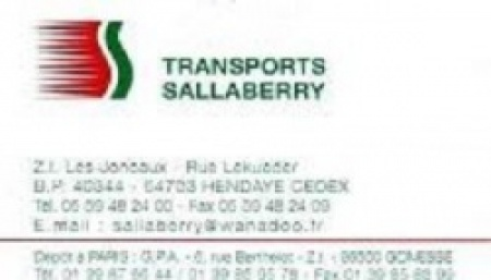 SALLABERRY TRANSPORT