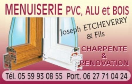 ETCHEVERRY  JOSEPH &FILS SARL MENUISEIRE CHARPENTE