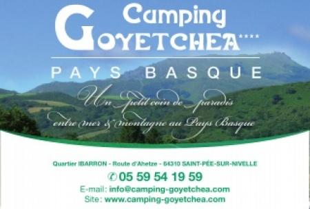 GOYETCHEA CAMPING
