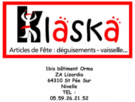 KLASKA ARTICLES DE FETE