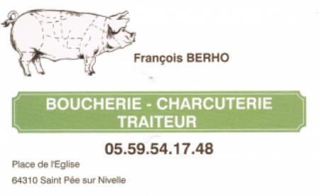 BERHO BOUCHERIE CHARCUTERIE