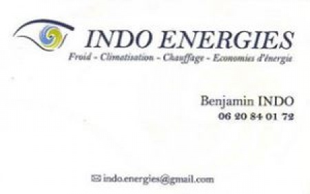INDO ENERGIE CLIMATISATION FROID