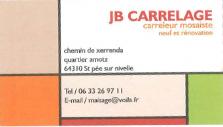 JB CARRELAGE