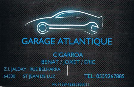 garage atlantique