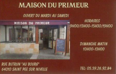 MAISON DU PRIMEUR