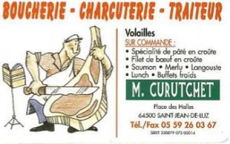 BOUCHERIE CHARCUTERIE CURUTCHET
