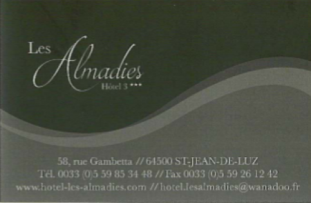HOTEL ALMADIES
