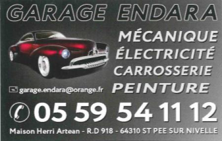 ENDARA GARAGE
